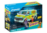 Playmobil Scooby Doo