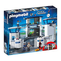 Playmobil Police HQ