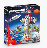 Playmobil Rocket Launch